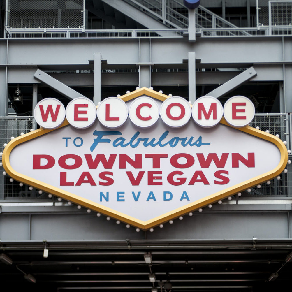 Welcome to Las Vegas Downtown